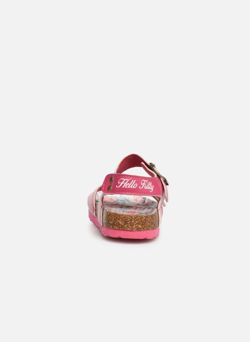 Sandalen Hello Kitty HK UGENIE C Roze rechts
