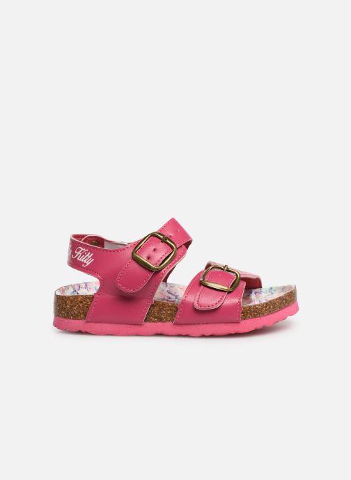 Sandales et nu-pieds Hello Kitty HK UGENIE C Rose vue derrière