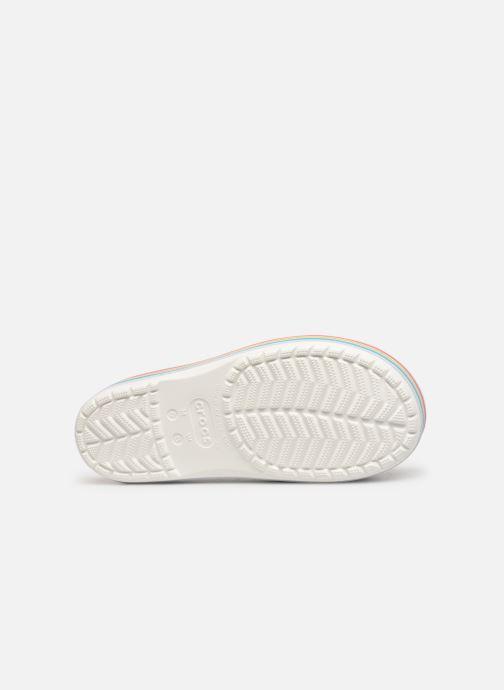 Wedges Crocs CB Platform Bld Color Slide Wit boven
