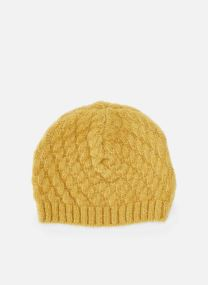 Hue Accessories BONNET TRICOT JAUNE