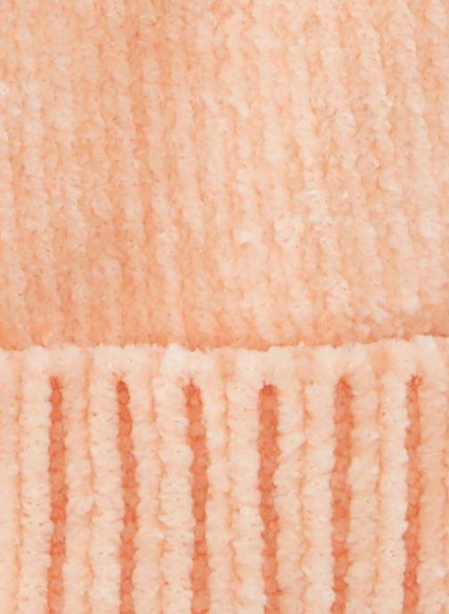 Mütze Bout'Chou BONNET CHENILLE rosa schuhe getragen