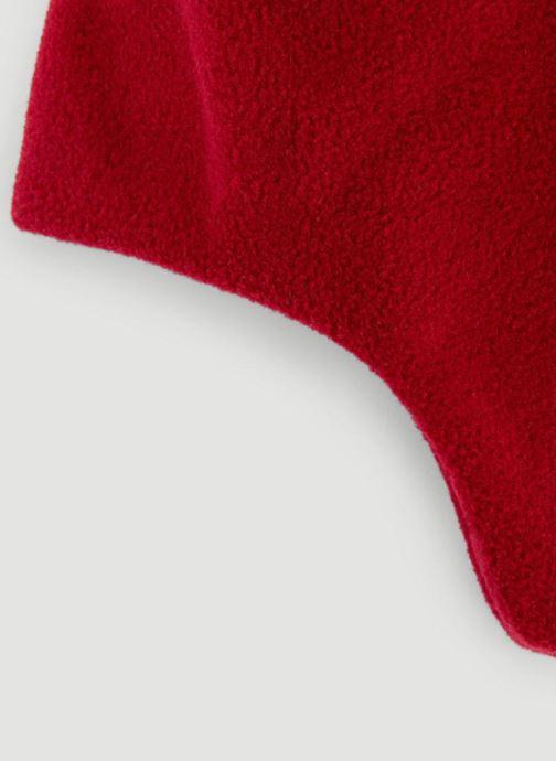 Bonnets Bout'Chou CHAPKA POLAIRE G Rouge vue portées chaussures