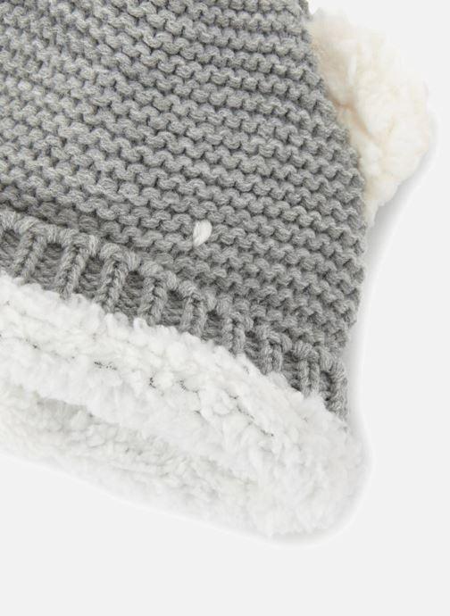 Bonnets Bout'Chou BONNET ANIMAL Gris vue portées chaussures