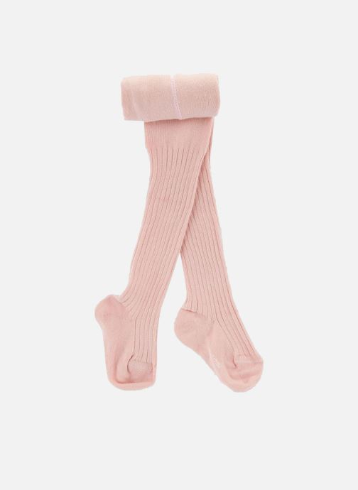 Socks & tights Bout'Chou COLLANT COTON COTE Pink detailed view/ Pair view