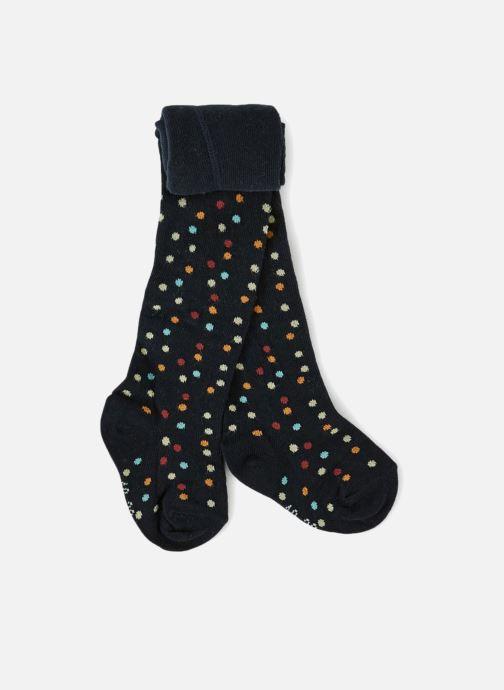 Socken & Strumpfhosen Bout'Chou COLLANT POIS MULTICO blau detaillierte ansicht/modell