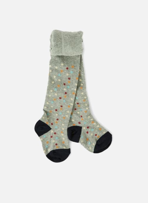 Chaussettes et collants Bout'Chou COLLANT POIS MULTICO Gris vue détail/paire