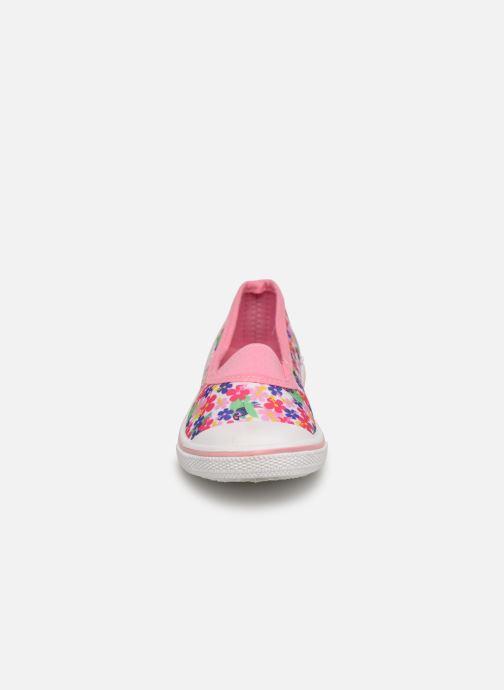 Sneaker Peppa Pig ASMA rosa schuhe getragen