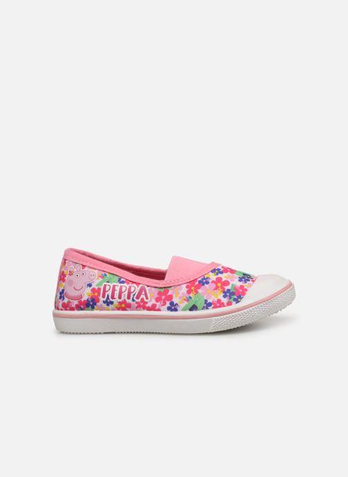 Sneaker Peppa Pig ASMA rosa ansicht von hinten