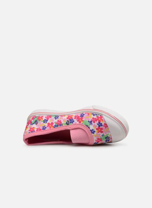 Sneaker Peppa Pig ASMA rosa ansicht von links