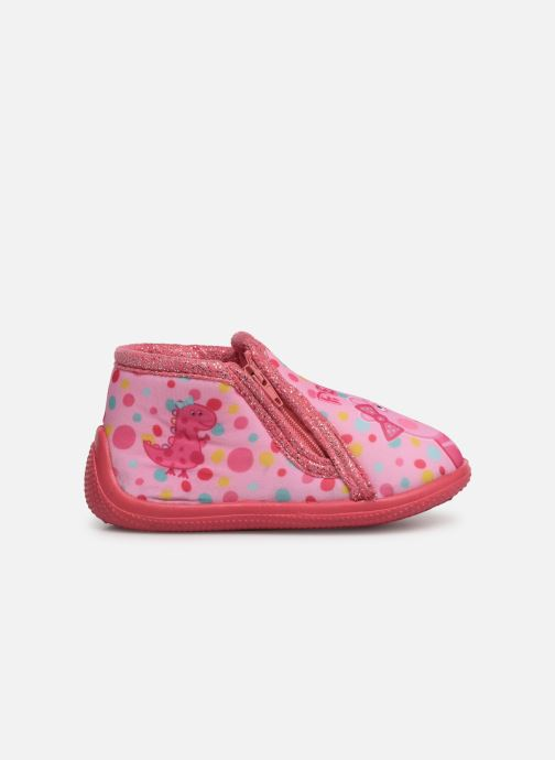 Pantoffels Peppa Pig PASTILLE Roze achterkant