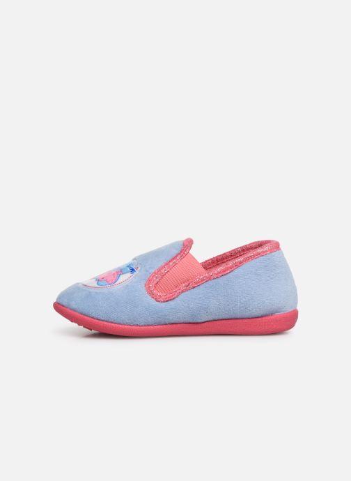 Pantoffels Peppa Pig PATSY Blauw voorkant