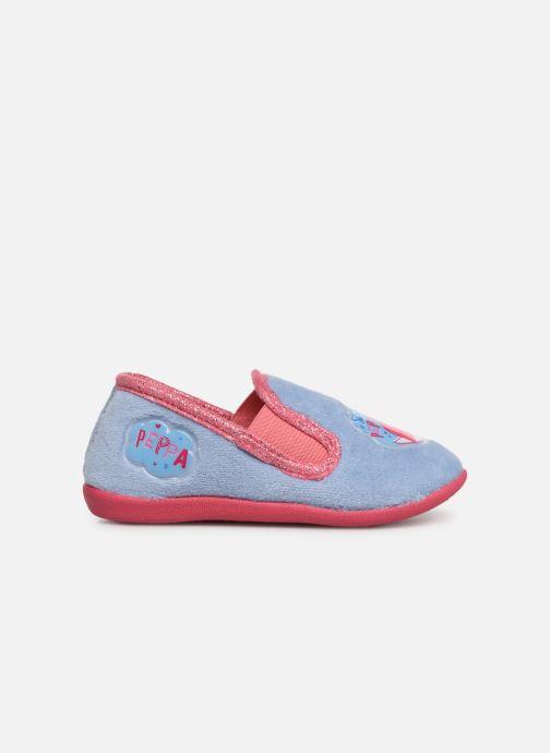 Pantoffels Peppa Pig PATSY Blauw achterkant
