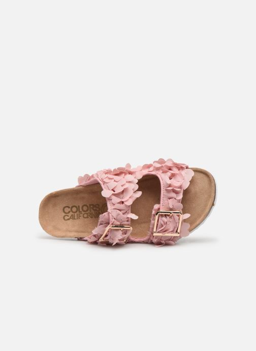 Wedges Colors of California Flora Roze links