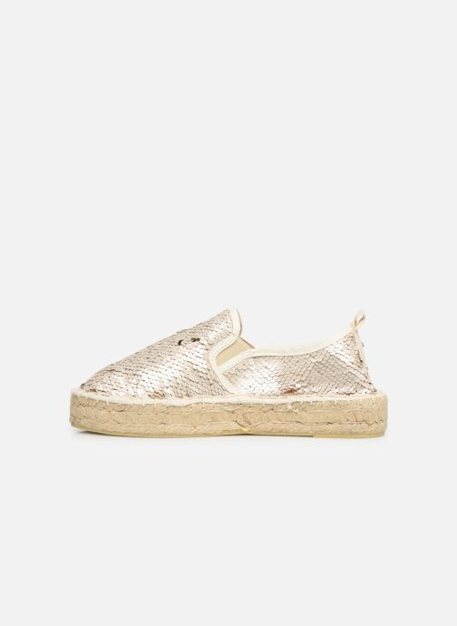Espadrilles Colors of California Lara 3 Beige vue face