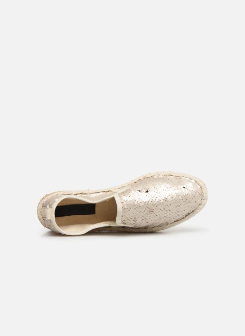 Espadrilles Colors of California Lara 3 Beige vue gauche