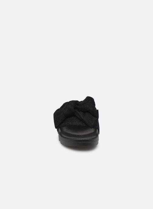 Mules et sabots Colors of California Keira Noir vue portées chaussures