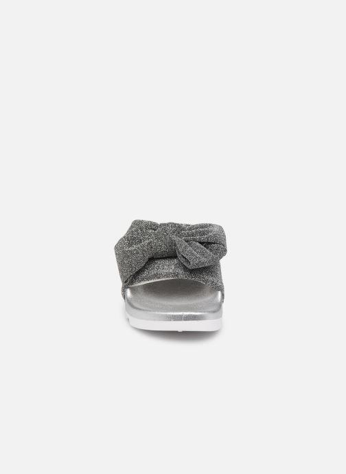 Mules et sabots Colors of California Keira Argent vue portées chaussures