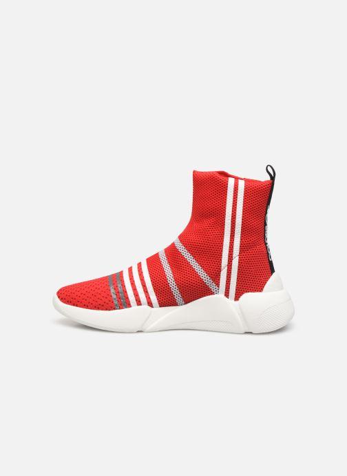 Sneakers Colors of California Gigies Rood voorkant