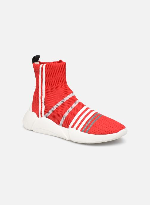 Sneakers Colors of California Gigies Rood detail