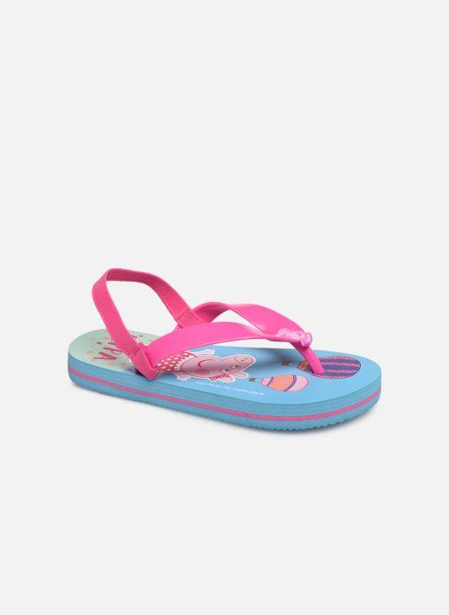 Flip flops & klipklapper Peppa Pig FATRA ELAS Pink detaljeret billede af skoene