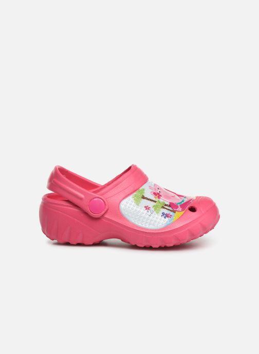 Sandalen Peppa Pig FANELY rosa ansicht von hinten