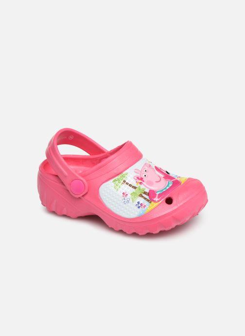 Sandales et nu-pieds Peppa Pig FANELY Rose vue détail/paire
