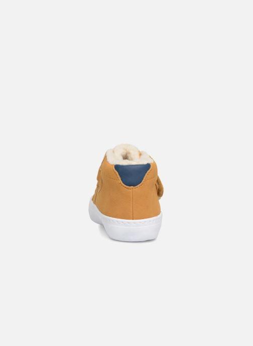 Sneaker Bout'Chou BASKET MONTANTE BEBE braun ansicht von rechts