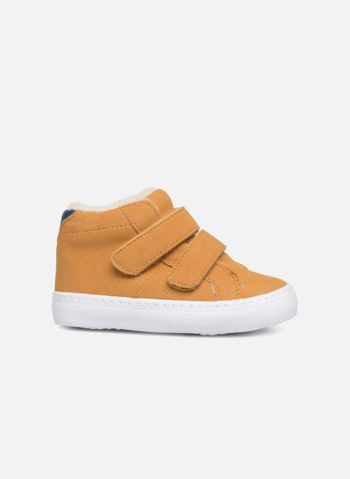 Sneaker Bout'Chou BASKET MONTANTE BEBE braun ansicht von hinten