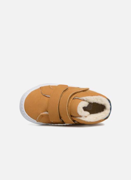 Sneaker Bout'Chou BASKET MONTANTE BEBE braun ansicht von links