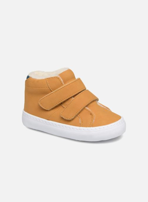 Sneaker Bout'Chou BASKET MONTANTE BEBE braun detaillierte ansicht/modell