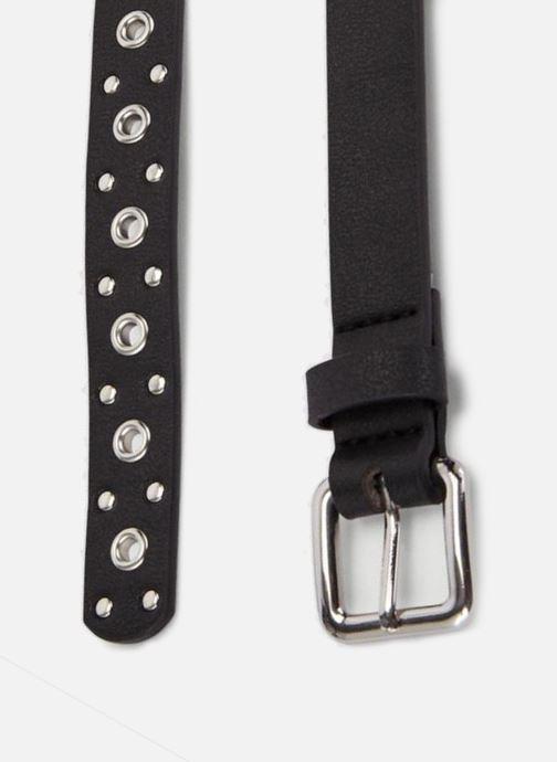 Gürtel Monoprix Femme CEINTURE PU CLOUS schwarz schuhe getragen