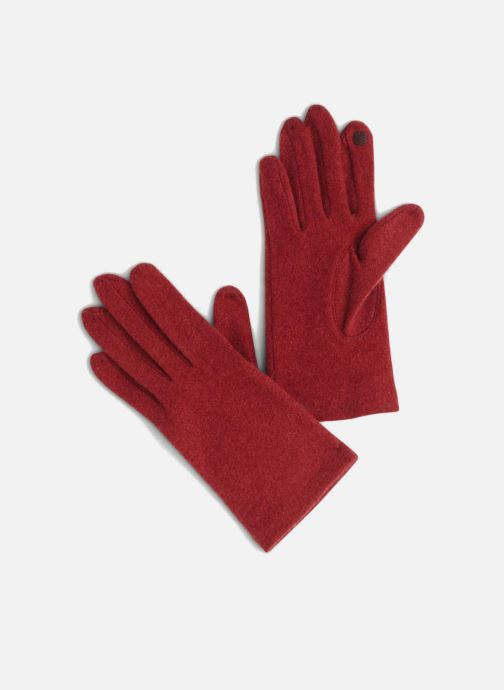 Guanti Monoprix Femme GANTS LAINE TACTIL Rosso vedi dettaglio/paio
