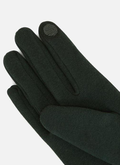 Guanti Monoprix Femme GANTS COUPE COUSU Verde modello indossato