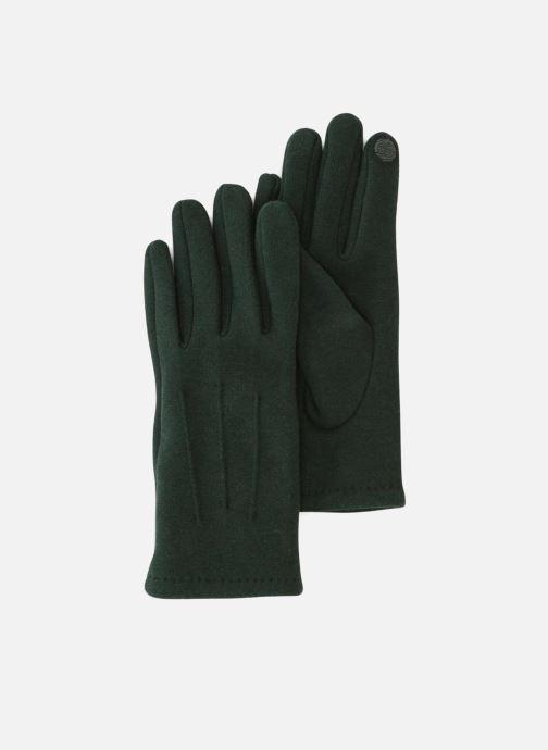Handschoenen Monoprix Femme GANTS COUPE COUSU Groen detail