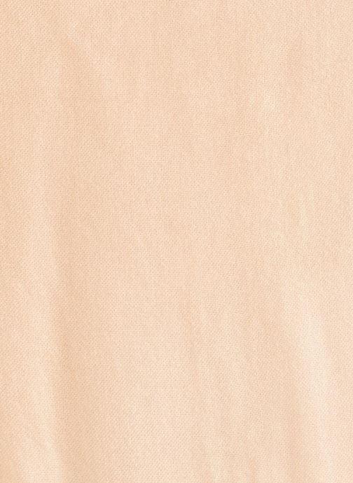 Echarpes et Foulards Monoprix Femme ECHARPE ACRYLIQUE UNIE Rose vue portées chaussures