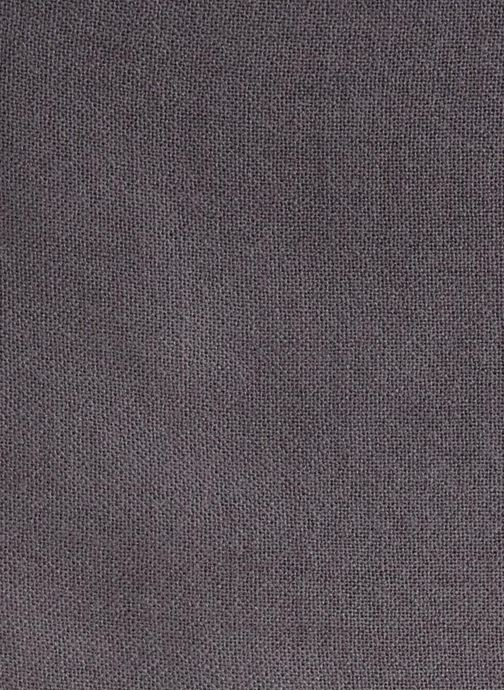 Sciarpa y foulard Monoprix Femme ECHARPE ACRYLIQUE UNIE Grigio immagine frontale