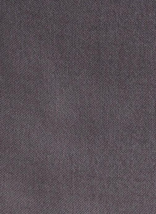 Sjaal Monoprix Femme ECHARPE ACRYLIQUE UNIE Grijs voorkant