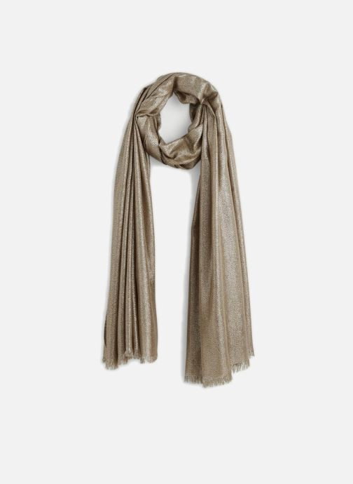 Sciarpa y foulard Monoprix Femme FOULARD BRILLANT Argento vedi dettaglio/paio