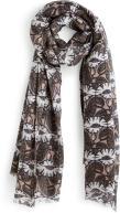 Sciarpa y foulard Accessori FOULARD ACRYLIQUE FLEURS