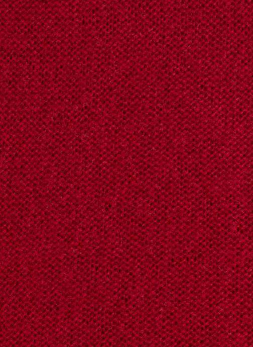 Sjaal Monoprix Femme ETOLE CACHEMIRE UNIE Rood voorkant