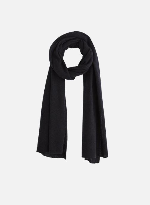 76a36ed19d2ba Echarpes et Foulards Monoprix Femme ETOLE CACHEMIRE UNIE Noir vue  détail/paire