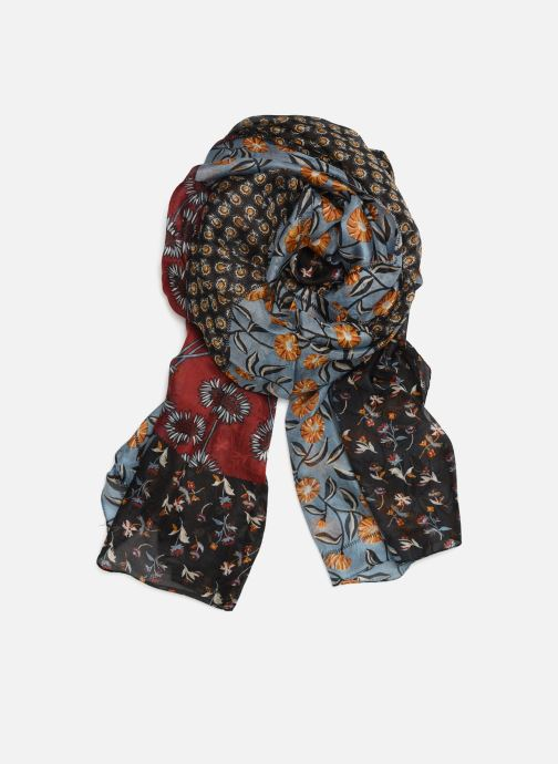 Scarf Monoprix Femme FOULARD PATCHWORK Multicolor detailed view/ Pair view