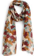 Sciarpa y foulard Accessori FOULARD CHRYSANTHEMES