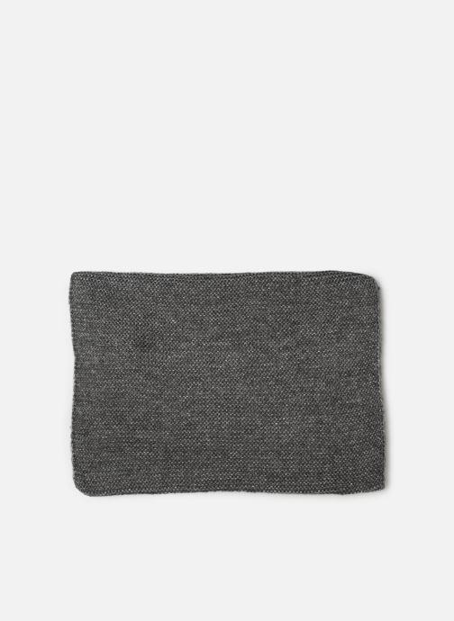 Schal Monoprix Femme ETOLE TRICOT grau schuhe getragen