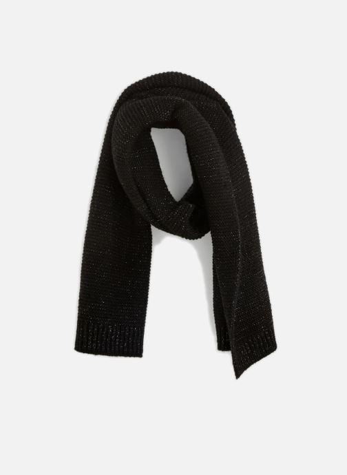 Echarpes et Foulards Monoprix Femme ETOLE TRICOT Noir vue détail paire b702a2ca7c1