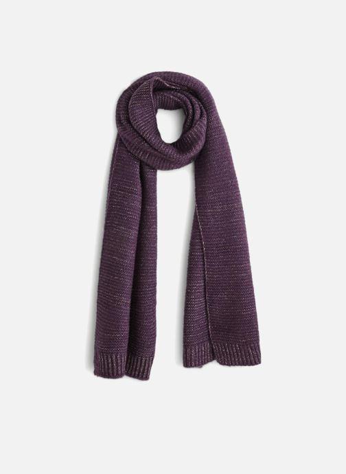 91b51b94da0e Echarpes et Foulards Monoprix Femme ETOLE TRICOT Violet vue détail paire