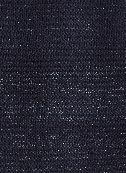 Echarpes et Foulards Monoprix Femme ETOLE TRICOT Bleu vue face