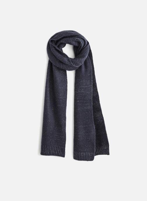Echarpes et Foulards Monoprix Femme ETOLE TRICOT Bleu vue détail/paire
