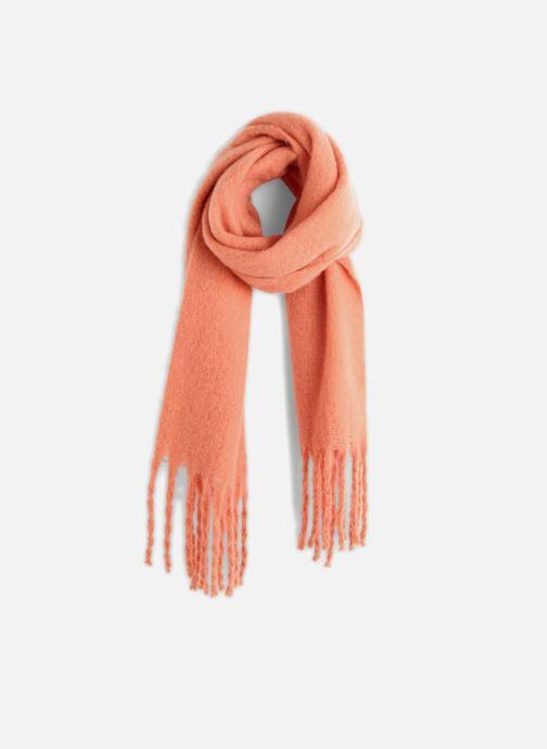 Sciarpa y foulard Monoprix Femme ECHARPE ACRYLIQUE BOURRETTE Rosa vedi dettaglio/paio