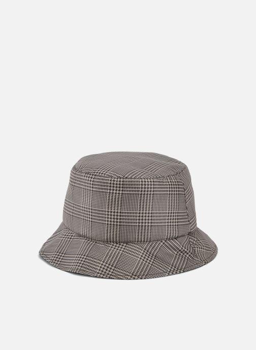 Hat Monoprix Femme CHAPEAU DE PLUIE RˆVERSIBLE Black detailed view/ Pair view